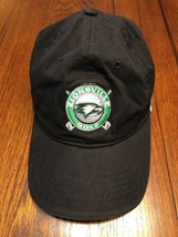 Adidas Zionsville Eagles Golf Quality Black Claspback Baseball Cap Hat I... - $24.99