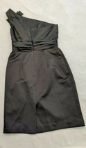 Davids Bridal BLACK Dress Bridesmaid size 4 NWT - $19.80