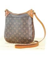 Authentic LOUIS VUITTON Odeon PM Monogram Shoulder Tote Bag Purse #34431 - $549.00