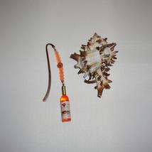 Cute, Wine Lover Bookmark,  Copper Bookmark,  Wine Book Charm, Unique Gifts - $9.99