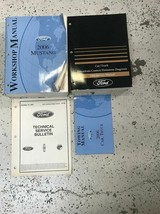 2006 Ford Mustang Service Shop Repair Worlshop Manual Set W PCED Towing TSB - $117.32