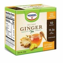 Kendel Instant Ginger Tea With Honey - $11.88