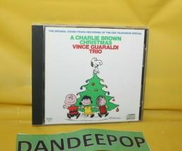 Charlie Brown Christmas by Vince Guaraldi CD, 1986 - $7.91