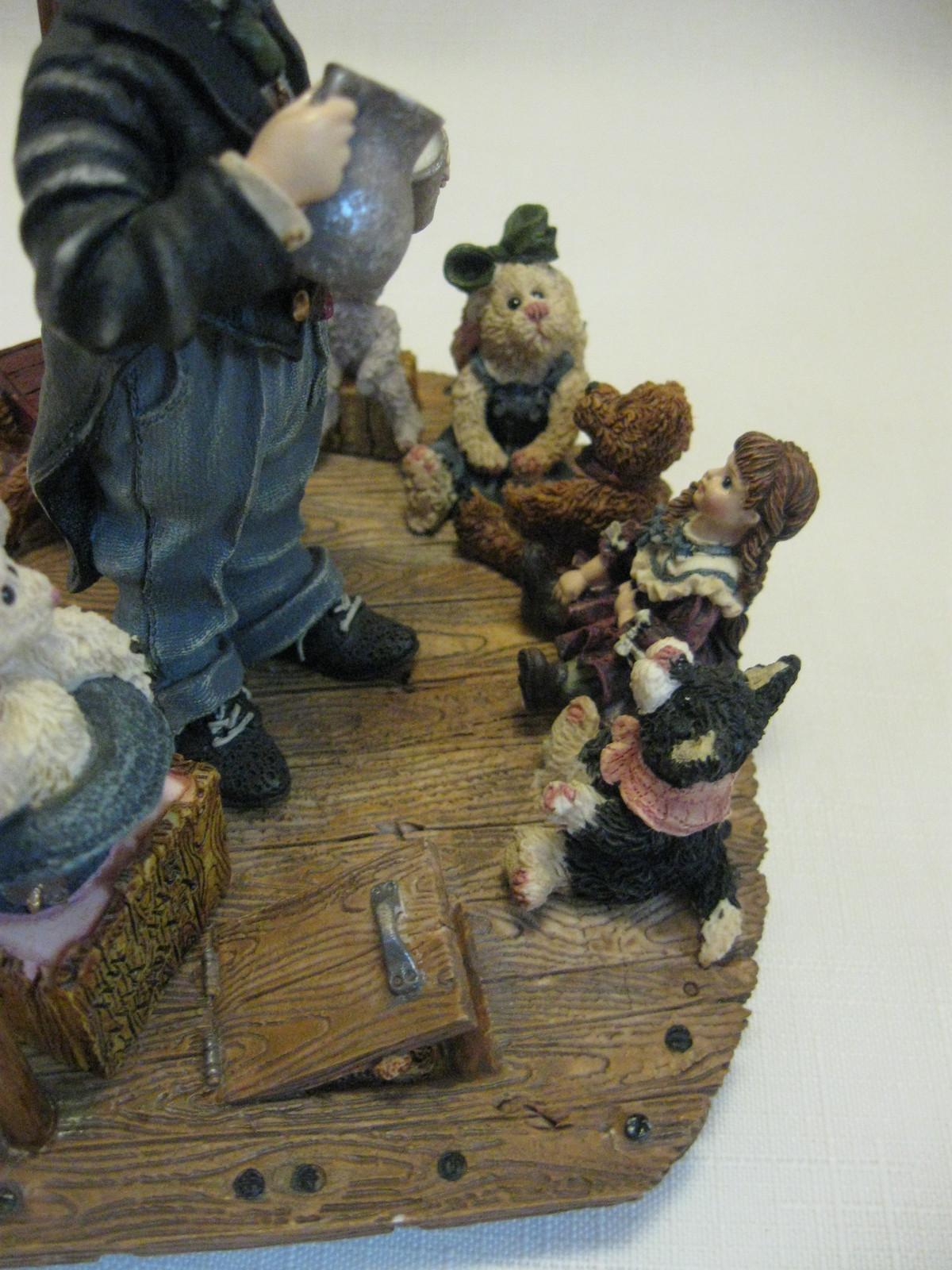 Yesterdays Child Figurine The Magic Show at 4 Limited Edition Boyd's Collection image 4