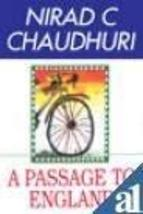Passage to England [Paperback] Chaudhuri C. Nirad image 1