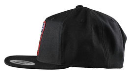 Dissizit! The Sh!t AMERICA #2 Two American Flag USA Snapback Baseball Hat NWT image 5