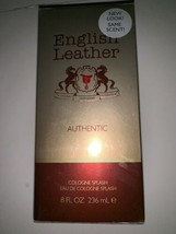 ENGLISH LEATHER BY ENGLISH LEATHER 8.0 OZ COLOGNE AUTHENTIC SPLASH FOR MEN  - $123.75
