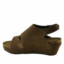 Pierre Dumas CHANTAL-6 Taupe Women's Platform Wedge Sandals - $38.95