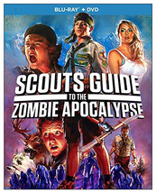 Scouts Guide to the Zombie Apocalypse [Blu-ray+DVD] (2015)