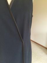 Dress,US Size 10,Black,Polyester,Sleeveless,,Armani Collezioni,Italy, image 2