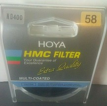 Hoya NDX400 HMC 58 mm Filter Multi Coated Extra Quality - $15.84