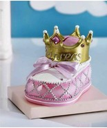 Giftcraft Bootieful Bootique Child's Bank Princess 482510 - $9.90