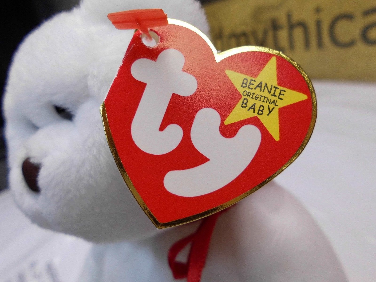 6d3333c7aed Extremely Rare Ty Beanie Babies Valentino and 50 similar items
