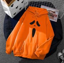 Halloween Hoodie Sweatshirt Pullover Women Sweater (G) Ship From USA image 1