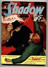 Shadow 1941 Jun 15-Great cover- Street And SMITH-RARE Pulp Vg+ - $181.88