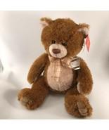"""Aurora 12"""" Brown Sugar Plush Bear - $9.89"""