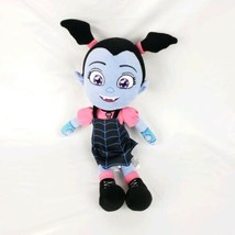 Disney Store Vampirina Doll Batwing Ponytails Plush Soft Toy #T11 - $7.92