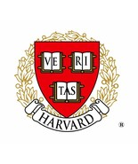 HARVARD LOGO POSTER 24 X 24 Inches Looks great! - $18.99