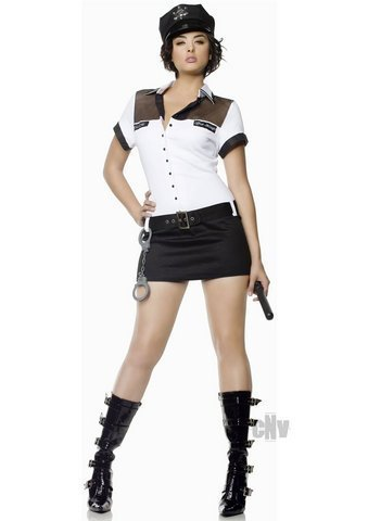 Seven'til Midnight Police Officer Costume (Medium)
