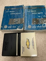 1997 chevrolet chevy blazer truck service repair workshop manual set * - $49.40