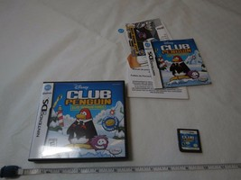 Club Penguin: Elite Penguin Force (Nintendo DS, 2008) Disney Gioco Tutti Nds - $9.60