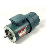 Reliance Electric P56H7213P 3/4 HP AC Brake Motor W/ Dodge Brake - $499.99