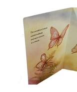 """Olympicard A Bookmark Greeting """"The Wonders of Nature Unfold"""" Greeting ... - $6.30"""