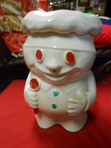 Great Collectible 1970's BOBBY THE BAKER Cookie Jar............SALE - $23.76