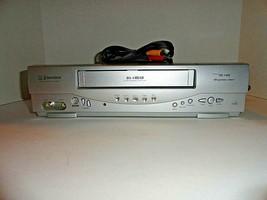 Emerson Vcr EWV403 19 Micron DA-4 Head Vhs Vcr Player Recorder Tested Working - $39.60