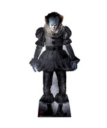 IT Pennywise Clown Stand Up Party Decoration Lifesize Cardboard Cutout H... - $39.55