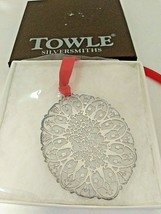 8 Maids A-Milking Boxed Twelve Days of Christmas By Towle Silversmith Or... - $18.50
