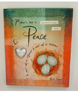 Mother's Love Is Peace Collage Art Print/Canvas Print Home Decor Wall Art  - $19.79