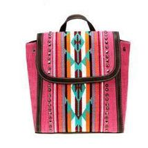 NWT Montana West Aztec Pink Backpack - $55.00
