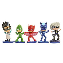 Just Play PJ Masks Collectible Figure Set (5 Pack) - $9.65