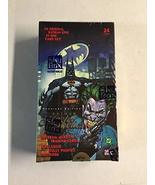 Batman Masters Series Hobby Box Sealed - $91.00