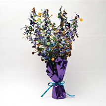 Bright And Bold Foil Spray Centerpiece Happy Birthday, Case of 6 - £28.45 GBP