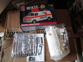 AMT Rescue 911 Ambulance 1/25 scale and 50 similar items