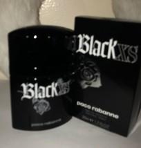 Black Xs By Paco Rabanne 1.7oz. Eau De Toilette Spray For Men New In Box - $31.68