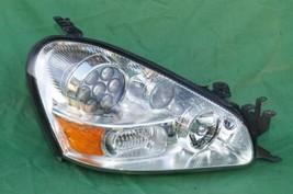 05-06 Infiniti Q45 F50 HID XENON Head Light Headlight Lamp Passenger Right RH image 1