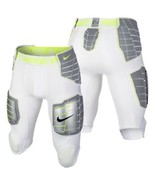 Large Nike Men's Pro Combat Shorts Hyperstrong Compression Hard Plate Fo... - $79.53