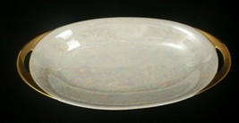 Celery Serving Dish 1927 Made in Japan Luster and Heavy Gold Relish Boat... - $14.95