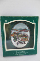 Christmas Hallmark Keepsake 1985 Friendship Ornament - $4.99