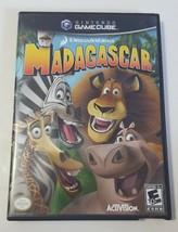 MADAGASCAR - Nintendo Game Cube NGC Original 2005 Video Game CIB Complete - $9.85