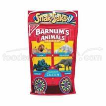 Nabisco, Barnum's, Animal Crackers, Snack-Saks, 8oz Bag (Pack of 4) - $19.99