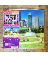 "Reversible Background 18"" Doll American Girl My Life OG Outdoor & DJ NEW! - $10.98"