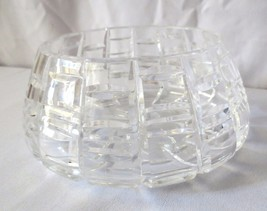 Vintage Waterford Crystal Centerpiece bowl Brilliant Shine Giftware - $100.00