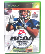 Microsoft Game Ncaa football 2005/ topspin - $4.99