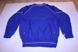 Men's Russell Athletic S Pullover Windbreaker Jacket (Royal Blue) - $15.88