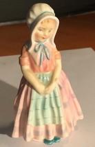 """Old Royal Doulton HN 1680 TOOTLES Porcelain Little Girl 5"""" FIGURINE Vint... - $23.38"""