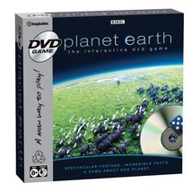 Planet Earth DVD Board Game - $15.84